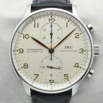 IWC Portuguese Chronograph Acciaio 41mm Arabi Italia, Pieve Di Cento BOLOGNA