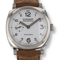 Panerai Radiomir 1940 3 Days Automatic Steel 42mm White Arabic numerals United States of America, New Hampshire, Nashua