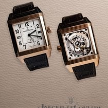 Jaeger-LeCoultre Reverso Squadra Hometime new Automatic Watch only 230.2.77