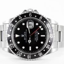 Rolex 16700 Steel 1994 GMT-Master 40mm pre-owned