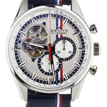Zenith El Primero Chronomaster Steel 42mm Silver United States of America, Illinois, BUFFALO GROVE