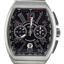 Franck Muller Vanguard Titanium 44mm Black