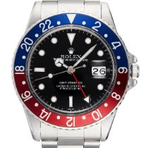 Rolex GMT-Master 16750 Very good Steel 40mm Automatic United Kingdom, London