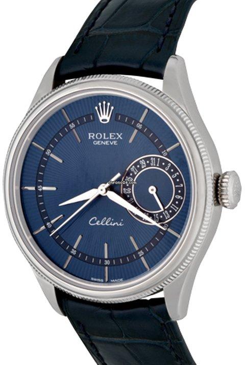 Rolex Cellini Date 50519 подержанные