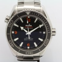 Omega 232.30.46.21.01.003 Steel Seamaster Planet Ocean 45.5mm pre-owned