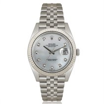 Rolex Datejust 126334 Meget god Stål 41mm Automatisk