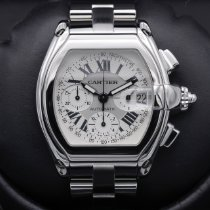Cartier Steel 48mm Chronograph W62006X6 pre-owned United States of America, California, Huntington Beach