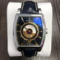 Perrelet pre-owned Automatic 35,5mm Black Sapphire crystal
