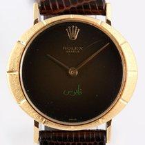 Rolex Cellini Gult guld 26mm Danmark, Mariager