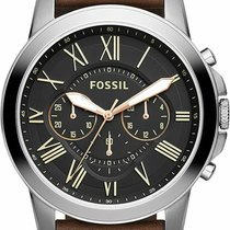 Fossil Steel 44mm Quartz FS4813IE-SD United States of America, New Jersey, Somerset