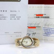 Cartier Trinity Желтое золото 27mm