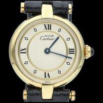 Cartier Muy bueno Plata 24mm Cuarzo