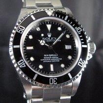 Rolex Sea-Dweller 4000 16600 Très bon Acier 40mm Remontage automatique