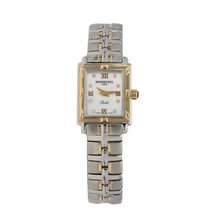 Raymond Weil Gold/Steel Parsifal 19mm pre-owned