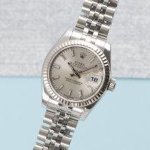 Rolex Lady-Datejust Gold/Stahl 26mm Silber Deutschland, Chemnitz