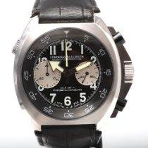 Chronographe Suisse Cie Сталь 46mm Автоподзавод Chronographe Suisse Cie CSC260 подержанные