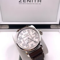 Zenith Pilot Type 20 Extra Special Silver 45mm Silver Arabic numerals United States of America, Florida, Coconut Creek