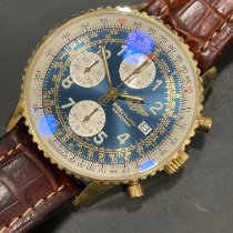 Breitling Old Navitimer Yellow gold
