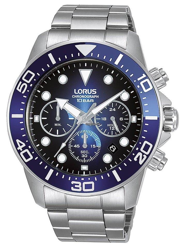 Lorus RT343JX9 novo