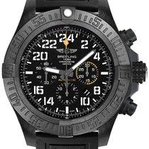 Breitling Automatic Black Arabic numerals 50mm new Avenger Hurricane