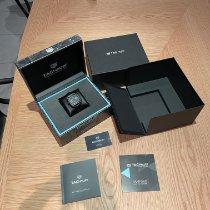 TAG Heuer Uhr gebraucht 2018 Carbon 39mm Automatik Uhr mit Original-Box und Original-Papieren
