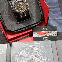 Oris TT3 Titanium 43mm Black United States of America, Utah, Roy