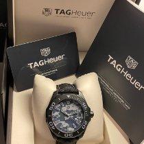 TAG Heuer Aquaracer 300M Titan 43mm Blau Schweiz, Thonex