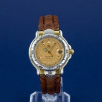 TAG Heuer 6000 Ouro/Aço 39mm Ouro