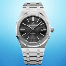 Audemars Piguet 15400st.oo.1220st.01 Steel 2016 Royal Oak Selfwinding 41mm pre-owned