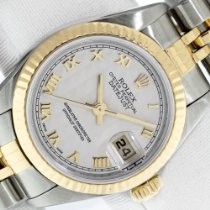 Rolex Lady-Datejust Gold/Steel 26mm White United States of America, California, Los Angeles