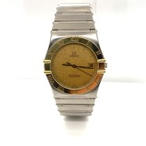 Omega 3961070 Staal Constellation Day-Date 32mm tweedehands