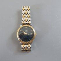 Omega Gold/Steel 36.8mm Automatic 424.20.37.20.03.001 pre-owned Thailand, Sa Kaeo