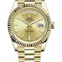 Rolex Day-Date 40 Yellow gold 40mm Gold Australia