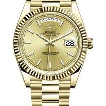 Rolex Day-Date 40 228238 Unworn Yellow gold 40mm Automatic Australia