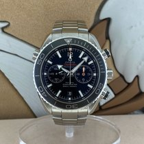 Omega 23230465101003 Acier 2012 Seamaster Planet Ocean Chronograph 45mm occasion