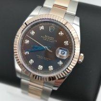 Rolex 126331G Rose gold 2021 Datejust II 41mm new