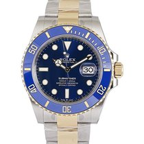 Rolex Submariner Date new 2021 Automatic Watch with original box and original papers 126613lb