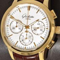 Glashütte Original Senator Chronograph 1-39-31-41-41-04 Unworn Rose gold 40mm Automatic