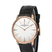 Vacheron Constantin Rose gold 40mm Manual winding 81180/000R-9159 pre-owned United States of America, New York, Hartsdale