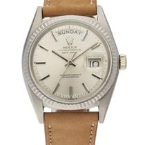 Rolex 1803 White gold 1971 Day-Date 36 36mm pre-owned United States of America, New York, New York