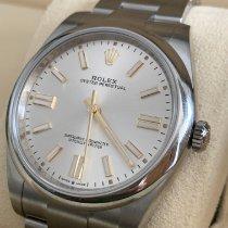 Rolex Oyster Perpetual новые 2021 Автоподзавод Часы с оригинальными документами и коробкой 124300-0001