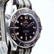Omega Seamaster Diver 300 M Titan 42mm Braun Keine Ziffern Deutschland, Weißenhorn