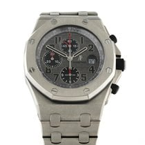 Audemars Piguet Royal Oak Offshore Chronograph gebraucht 42mm Titan