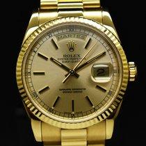 Rolex Day-Date 36 118238 Muy bueno Oro amarillo 36mm Automático España, Barcelona