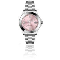 Ice Watch Stahl 35mm Quarz neu
