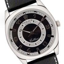 Rolex Cellini Danaos White gold 38mm Black No numerals