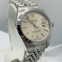 Rolex 69160 Acier 1998 Oyster Perpetual Lady Date 26mm occasion