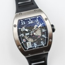 Richard Mille RM 005 Titanium 37,8mm Black Arabic numerals