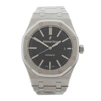 Audemars Piguet 15400ST.OO.1220ST.01 Steel 2017 Royal Oak Selfwinding 41mm pre-owned
