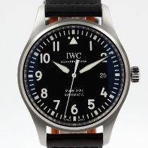 IWC Fliegeruhr Mark Stahl 40mm Schwarz Arabisch Schweiz, Zürich